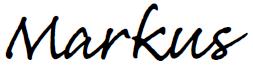 UnterschriftMarkus